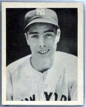 1939 Playball Joe DiMaggio Rookie Card
