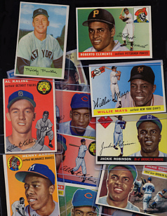 We Pay Top $ for High-Grade Vintage Baseball Cards!