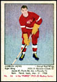 gordie howe hockey card